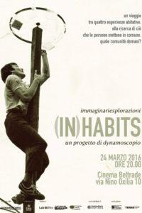 inhabits