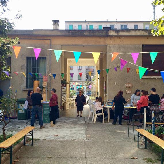 Community Hub Giambellino