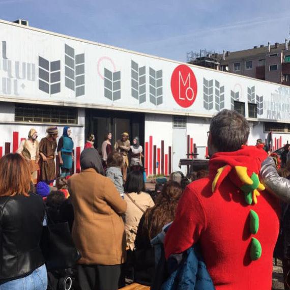Mercato Lorenteggio: rigenerazione urbana a base culturale